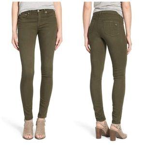 Rag & Bone Skinny Jeans in dist army
